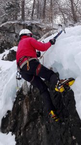 Mountaineering/Icefall
